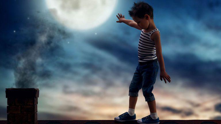 sleepwalking pada anak